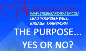 True Heart Health - The Purpose